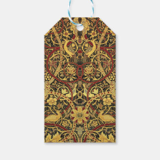 William Morris Bullerswood Tapestry Floral Art Gift Tags