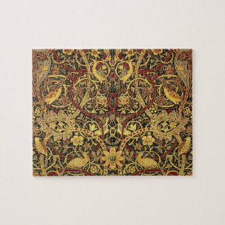 William Morris Bullerswood Tapestry Floral Art Jigsaw Puzzle