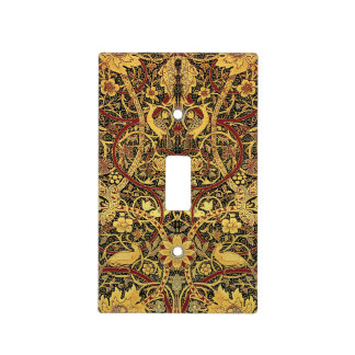 William Morris Bullerswood Tapestry Floral Art Light Switch Cover