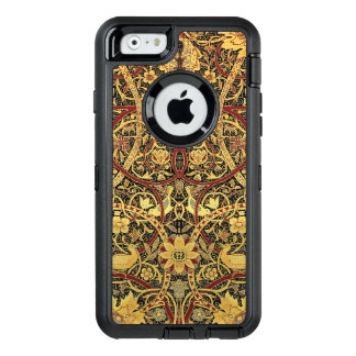 William Morris Bullerswood Tapestry Floral Art OtterBox Defender iPhone Case