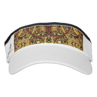 William Morris Bullerswood Tapestry Floral Art Visor