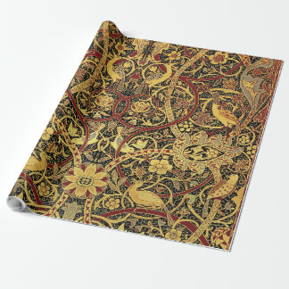 William Morris Bullerswood Tapestry Floral Wrapping Paper
