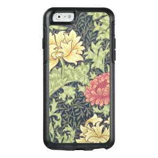 William Morris Chrysanthemum Vintage Floral Art OtterBox iPhone 6/6s Case
