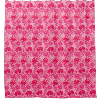 William Morris Chrysanthemums, Fuchsia Pink