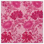 William Morris Chrysanthemums, Fuchsia Pink Fabric