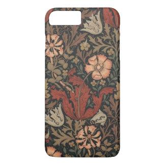 William Morris Compton Floral Design Vintage Art iPhone 7 Plus Case