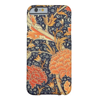 William Morris Cray Floral Art Nouveau Pattern Barely There iPhone 6 Case