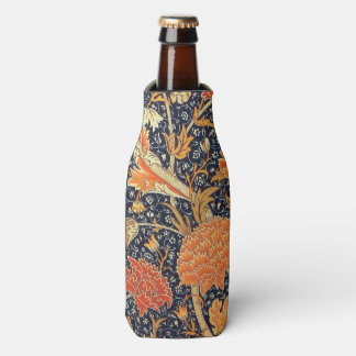 William Morris Cray Floral Art Nouveau Pattern Bottle Cooler
