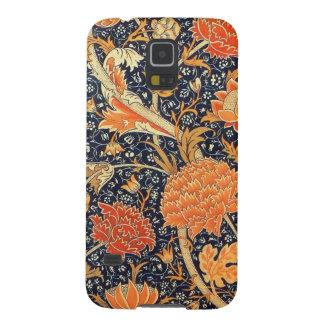 William Morris Cray Floral Art Nouveau Pattern Galaxy S5 Cover