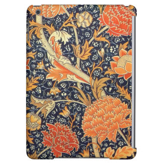 William Morris Cray Floral Art Nouveau Pattern iPad Air Covers