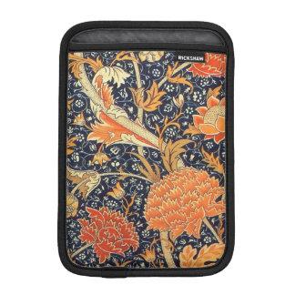 William Morris Cray Floral Art Nouveau Pattern iPad Mini Sleeve