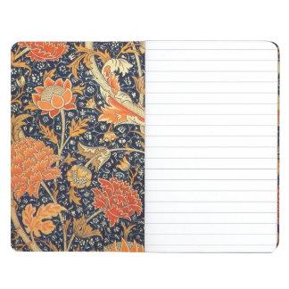 William Morris Cray Floral Art Nouveau Pattern Journals