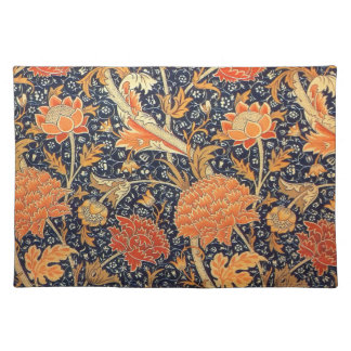 William Morris Cray Floral Art Nouveau Pattern Placemat