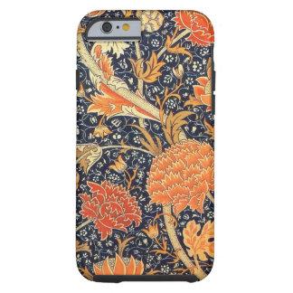 William Morris Cray Floral Art Nouveau Pattern Tough iPhone 6 Case