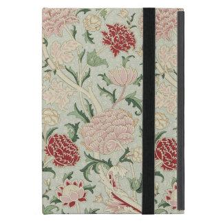 William Morris Cray Floral Pre-Raphaelite Vintage Cases For iPad Mini