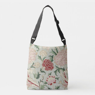 William Morris Cray Floral Pre-Raphaelite Vintage Crossbody Bag