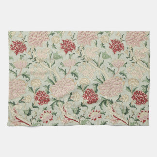 William Morris Cray Floral Pre-Raphaelite Vintage Kitchen Towels