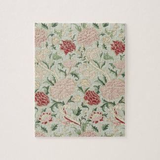 William Morris Cray Floral Pre-Raphaelite Vintage Puzzle