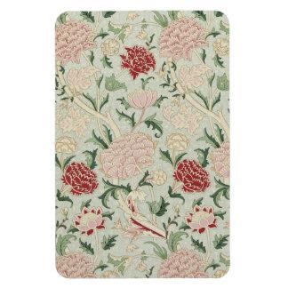 William Morris Cray Floral Pre-Raphaelite Vintage Rectangular Photo Magnet