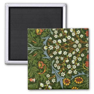William Morris Design, Blackthorn Square Magnet