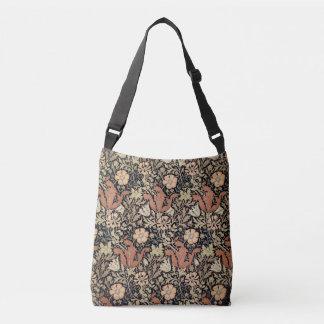 William Morris Design Crossbody Bag