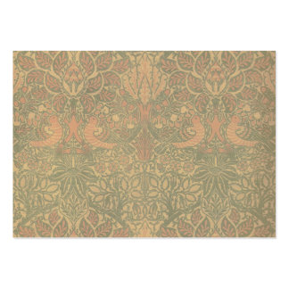 William Morris Dove and Rose Pattern Pack Of Chubby Business Cards