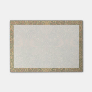 William Morris Dove and Rose Pattern Post-it® Notes