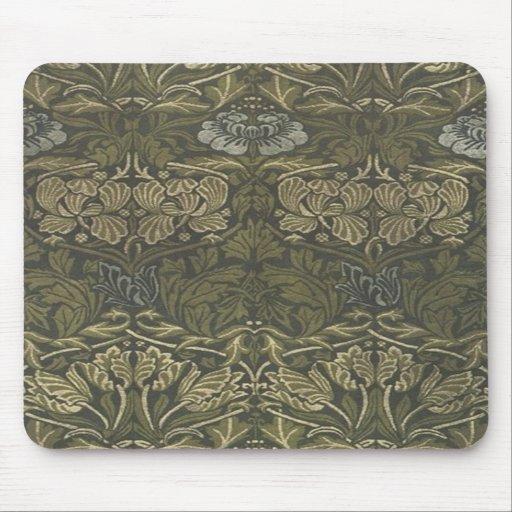 William Morris Fabric Design Magnet Mouse Mat