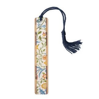 William Morris Flora Vintage Floral Art Nouveau Bookmark