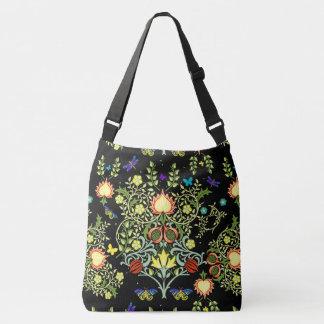 William Morris Floral Crossbody Bag
