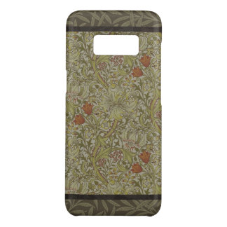 William Morris Floral lily willow art print design Case-Mate Samsung Galaxy S8 Case