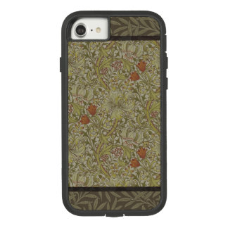William Morris Floral lily willow art print design Case-Mate Tough Extreme iPhone 8/7 Case
