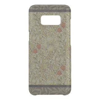 William Morris Floral lily willow art print design Get Uncommon Samsung Galaxy S8 Case