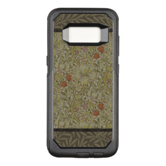 William Morris Floral lily willow art print design OtterBox Commuter Samsung Galaxy S8 Case