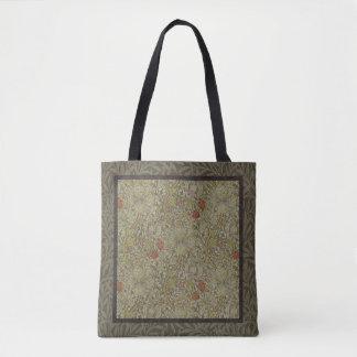 William Morris Floral lily willow art print design Tote Bag