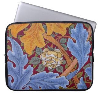 William Morris Floral Wallpaper Pattern Laptop Sleeve
