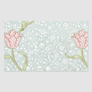 William Morris GardenTulip Sticker