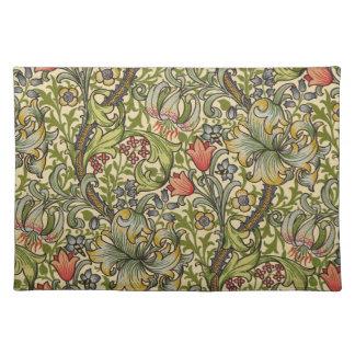 William Morris Golden Lily Placemat