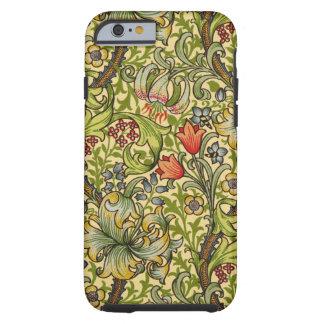 William Morris Golden Lily Tough iPhone 6 Case