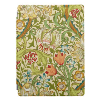 William Morris Golden Lily Vintage Pre-Raphaelite iPad Pro Cover
