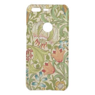 William Morris Golden Lily Vintage Pre-Raphaelite Uncommon Google Pixel Case