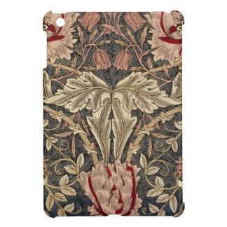 William Morris Honeysuckle Vintage Pattern iPad Mini Case