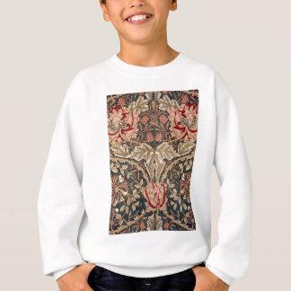 William Morris Honeysuckle Vintage Pattern Sweatshirt