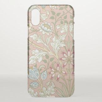William Morris Hyacinth Vintage Floral GalleryHD iPhone X Case