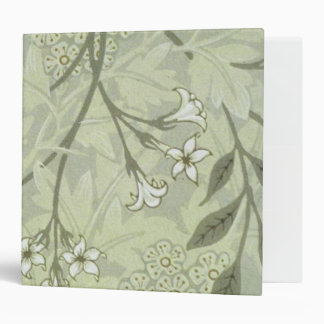 William Morris Jasmine Wallpaper Vinyl Binder