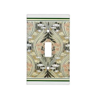 William Morris Light Switch Plate Art Nouveau
