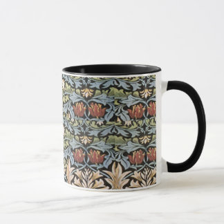 William Morris Lily Pattern Mug