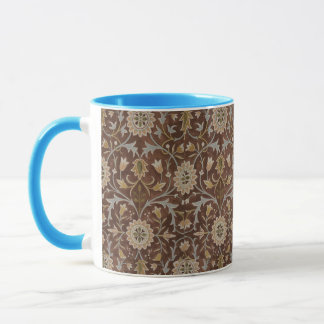 William Morris Little Flower Carpet Mug