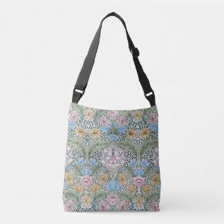 William Morris Myrtle Pattern Wristlet Crossbody Bag