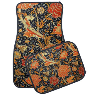 William Morris pattern, Cray Car Mat